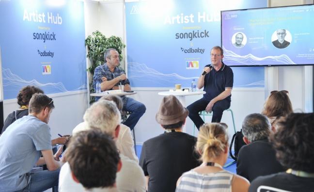 Masterclass de Dave Rowntree de IAO #Artist Hub