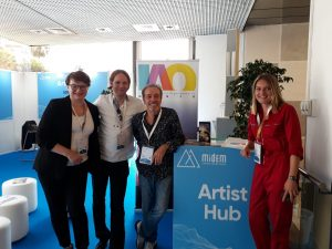 Le Bureau de IAO #ArtistHub